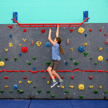 Climbing Walls Promote Lifelong Fitness Habits Among Youths